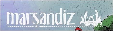 Marşandiz Fanzin #9 Kaşıkadası Zombileri Özel Sayısı Çıktı!