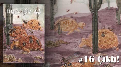Marşandiz Fanzin #16 Çıktı!